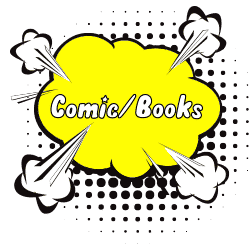 comic/books