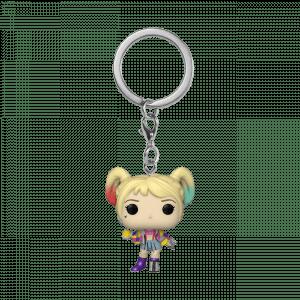 Pocket Pop! keychain Harley quinn